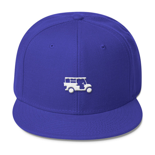 Beer Cart Snapback Hat The 19th Hole Golf Shop