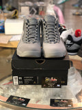 Cool Grey 10's size 11