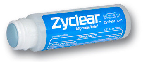 Zyclear 1.33oz bottle