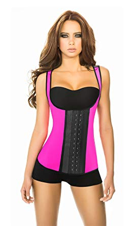 CURVE SHAPING WORKOUT VEST - smoothes entire back - Bunny Curves