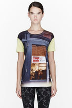 MM6 MAISON MARGIELA - Printed T-Shirt Yellow