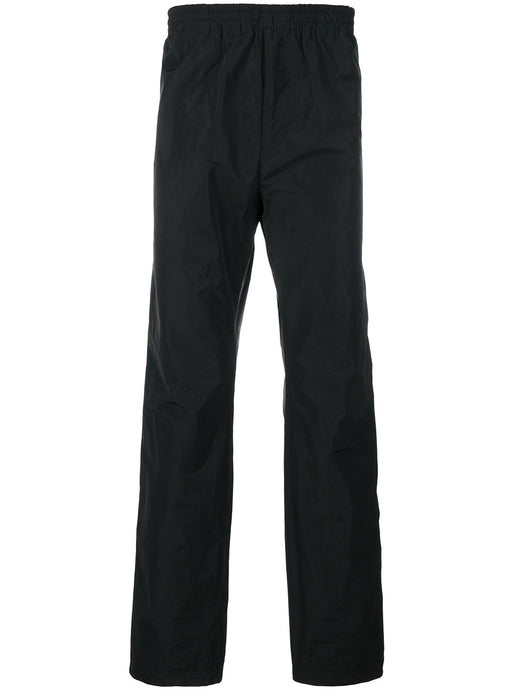 WHITE MOUNTAINEERING - Knitted Pant Taffeta Black