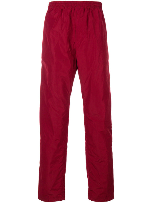 WHITE MOUNTAINEERING - Knitted Pant Taffeta Burgundy