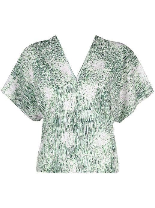 HENRIK VIBSKOV - Jelly Blouse - Melted Green - COMING SOON