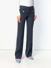 CARVEN - SIDE STRIPE TROUSERS
