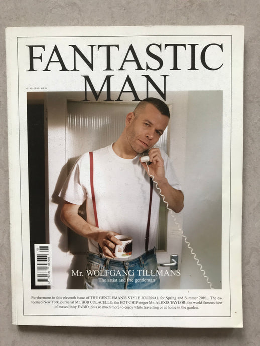 FANTASTIC MAN ISSUE NO. 11