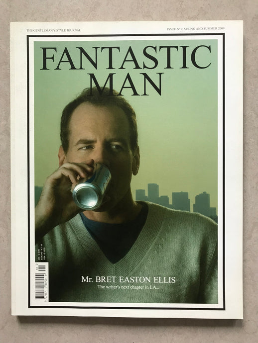 FANTASTIC MAN ISSUE NO. 09