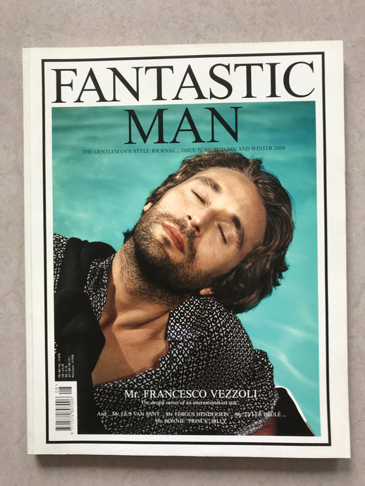 FANTASTIC MAN ISSUE NO. 08