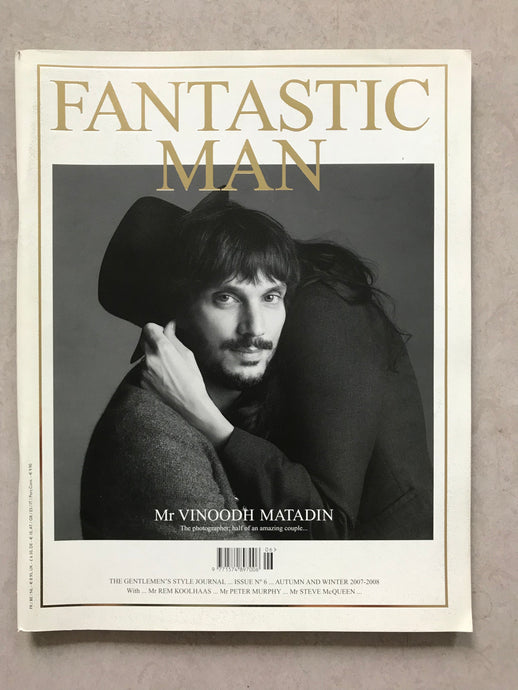 FANTASTIC MAN ISSUE NO. 06