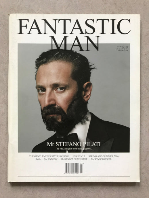FANTASTIC MAN ISSUE NO. 03