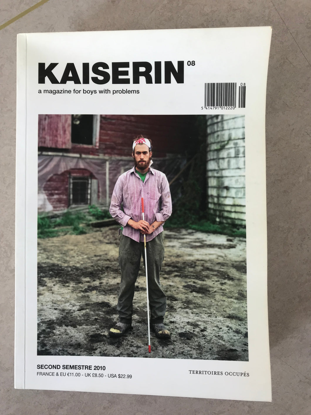 KAISERIN ISSUE NO. 08