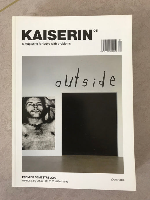 KAISERIN ISSUE NO. 05