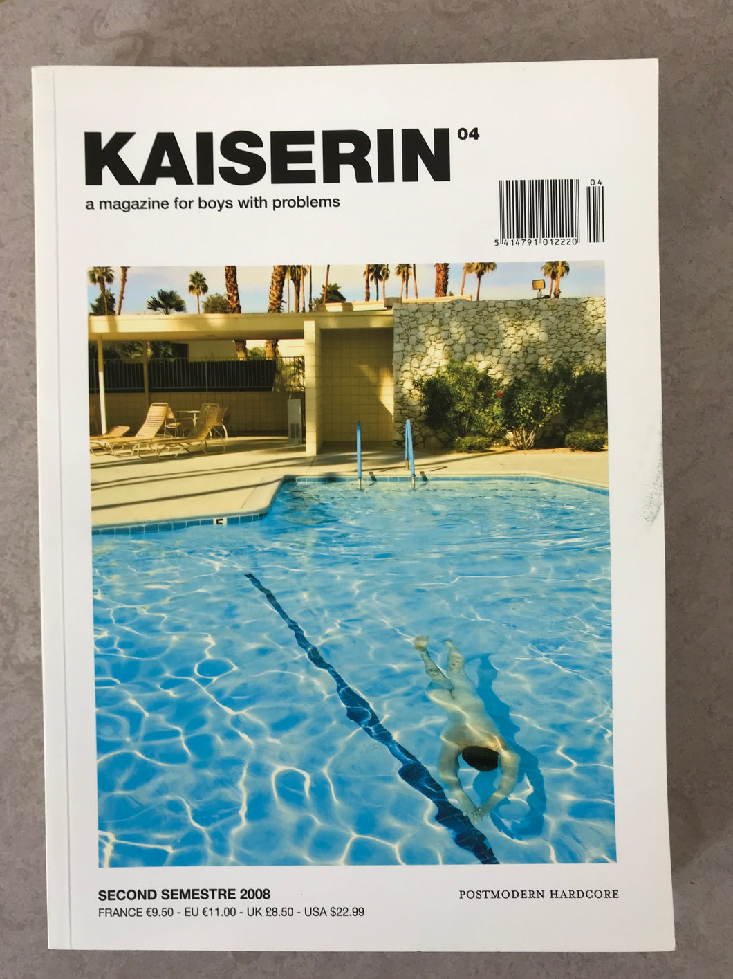KAISERIN ISSUE NO. 04