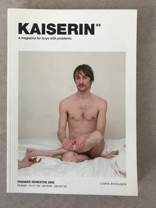 KAISERIN ISSUE NO. 03