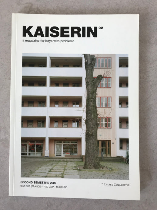 KAISERIN ISSUE NO. 02