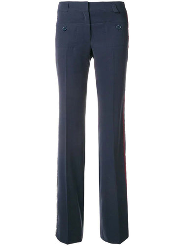 CARVEN SIDE STRIPE TROUSERS