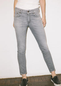 6397 Grey Mini Skinny