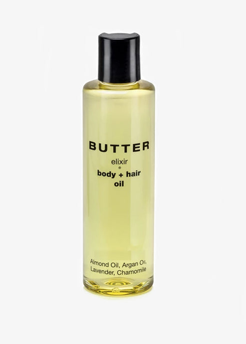 Butterelixir body+hair oil 8oz