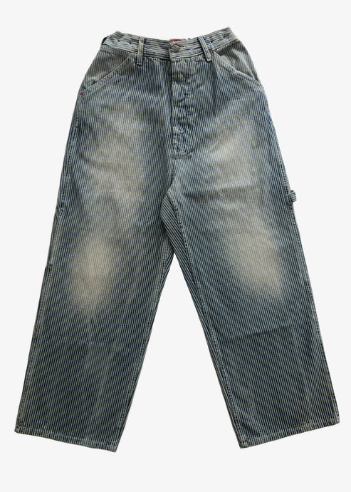 Dr. Collectors_Dr. Collectors P42 Painter Pants in Railroad 2 Year Wash