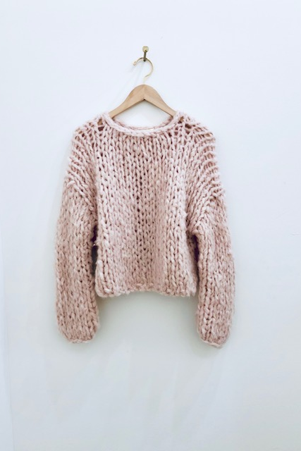 Fe Knits Cashmere Sweater