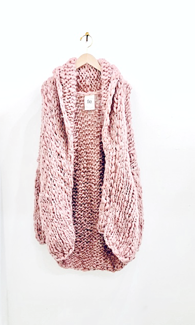 Fe Knits Fourreaux Cardigan