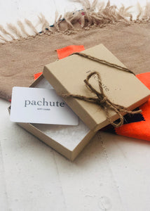 Pachute_Gift Card