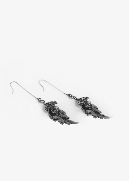 Goti Silver Earrings OR601