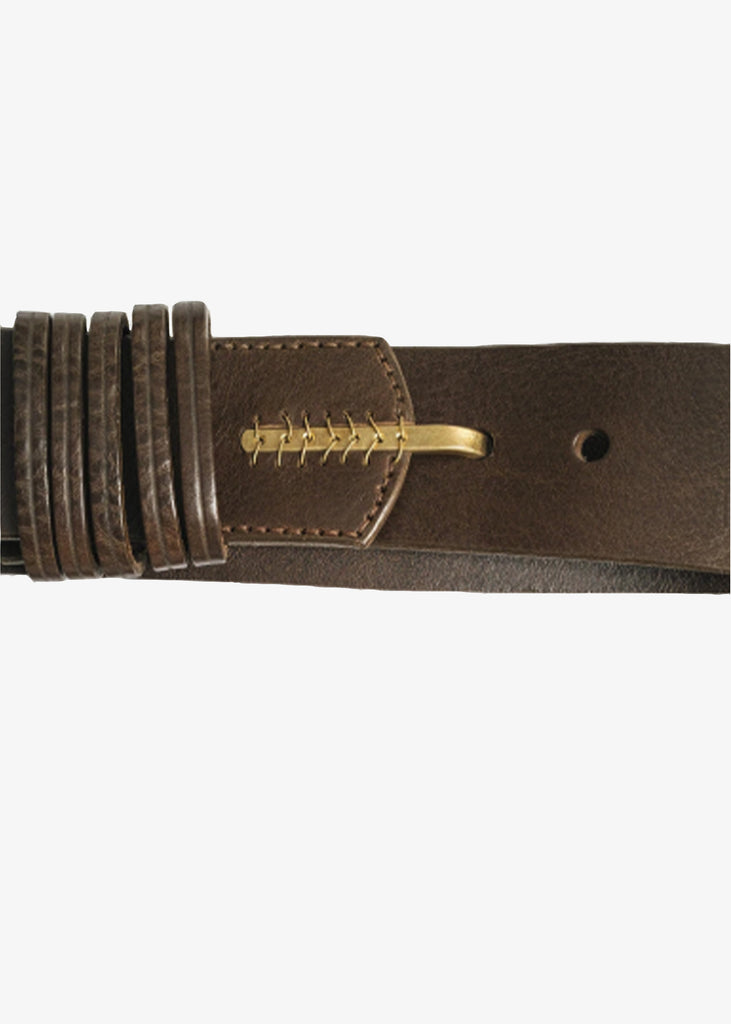 Johnny Farah Loop Hook Belt