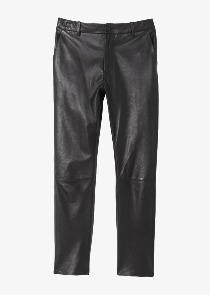 Nili Lotan_MONTAUK LEATHER PANT