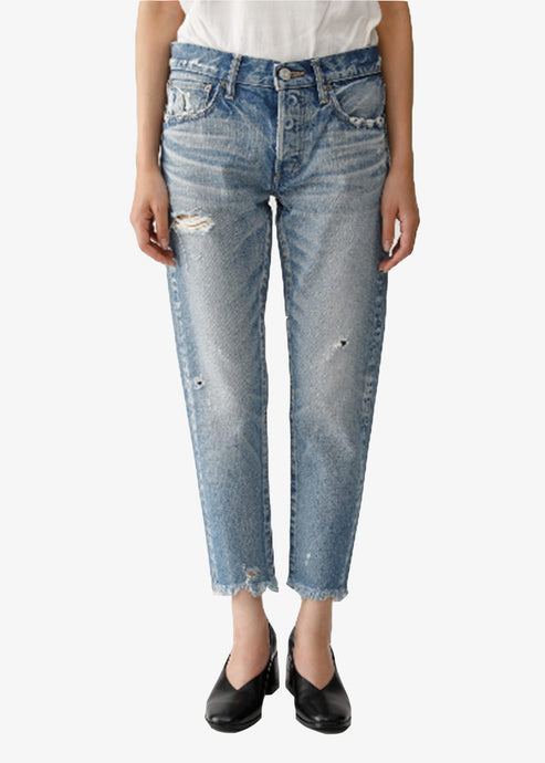 Moussy_MV Kelley Tapered_light blue