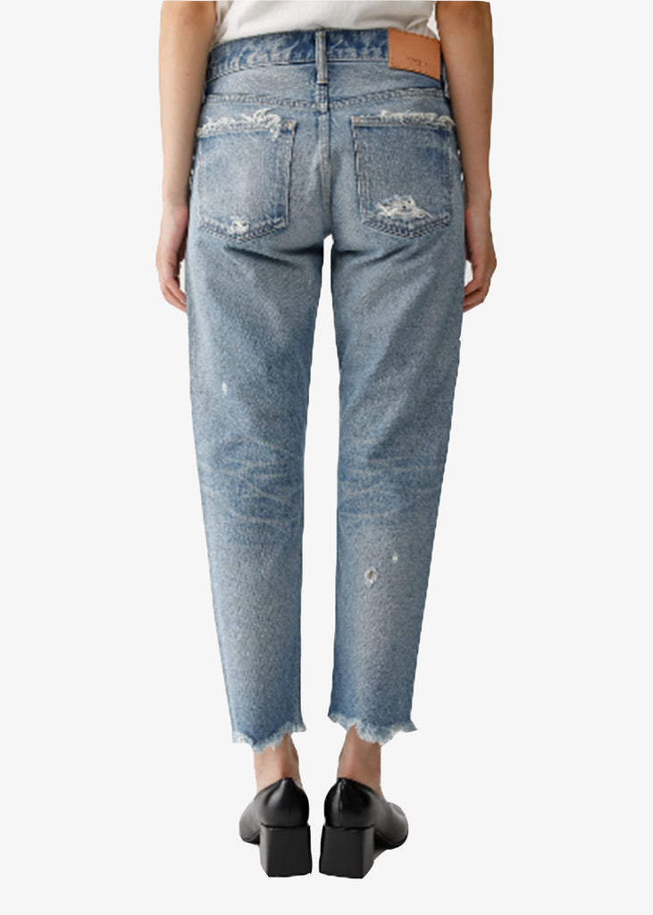 Moussy Kelley Tapered Light Blue