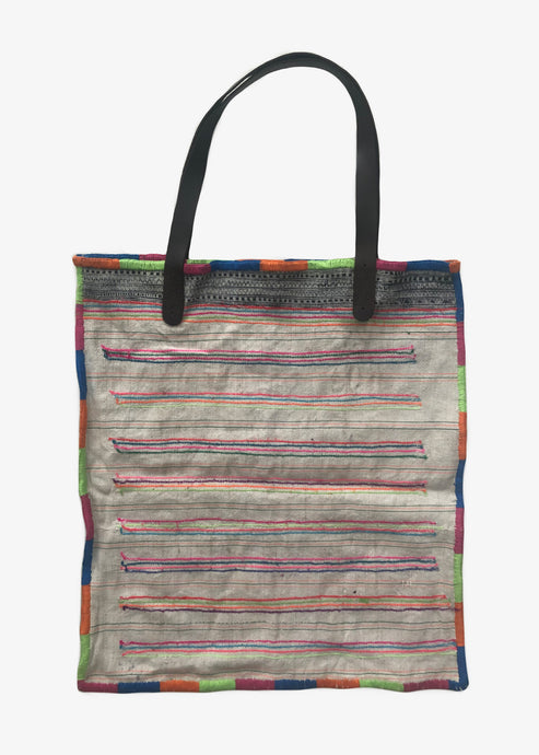 Momo Tribal Tote Bag