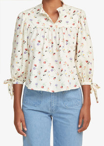 Warm_Warm Mystic Blouse_Summer Floral Print
