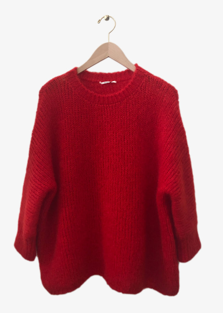 Pomandere Sweater 8231 red