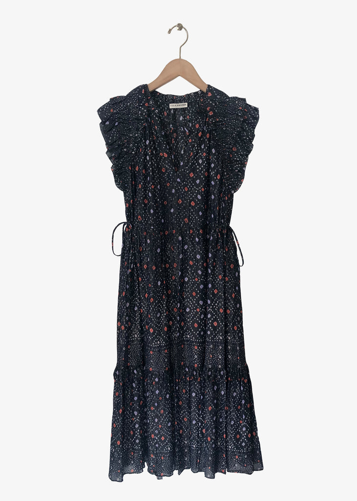 Ulla Johnson_Linnea Dress_Navy