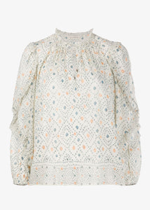 Ulla Johnson Manet Blouse