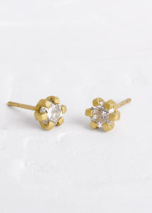 Agas & Tamar 18K Gold .30 CT Diamond Earring