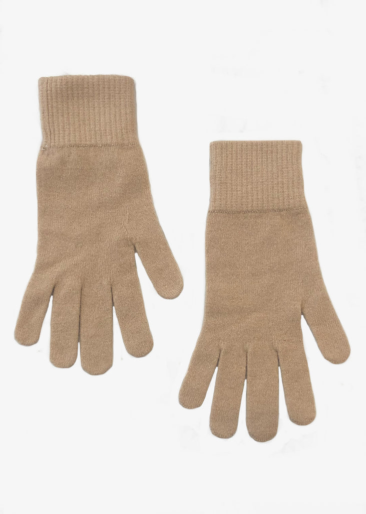 Jumper 1234 Cashmere Gloves_camel