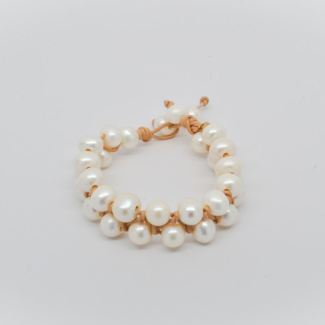 Perle By Lola Double Row Bracelet CU03767