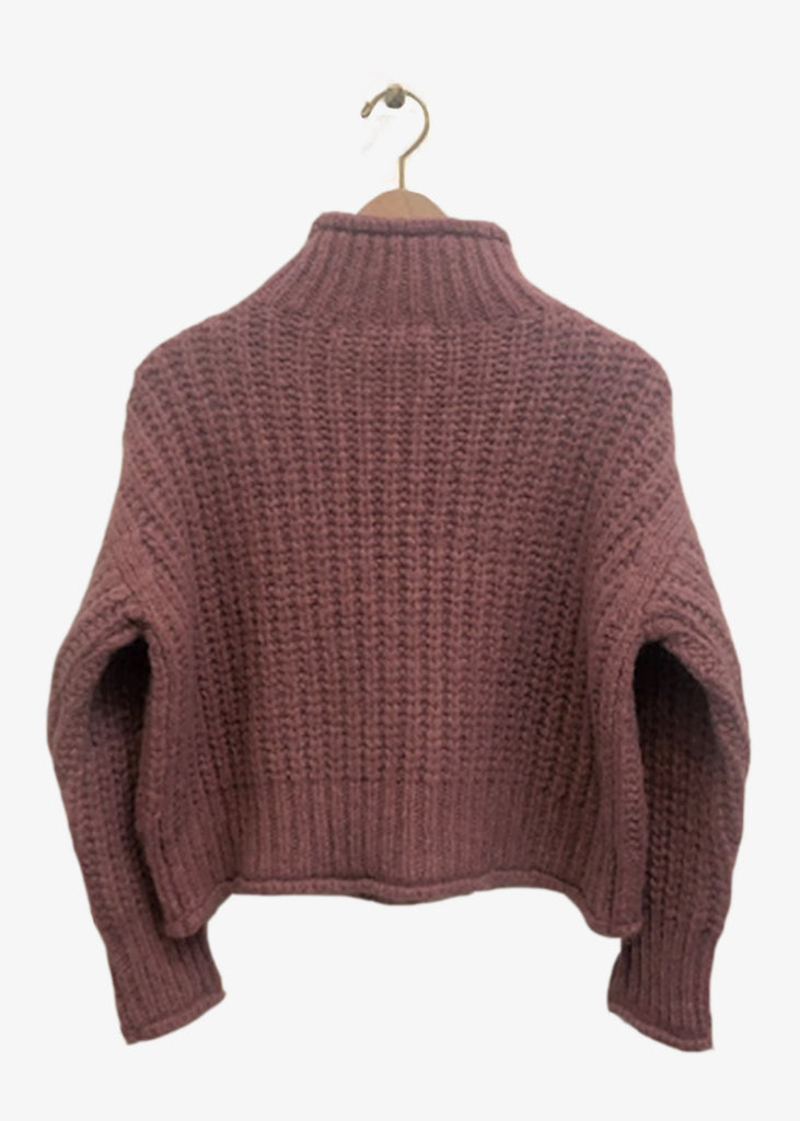 pomandere cropped sweater 192-8236/74081