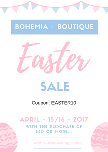 Easter Sale!!!