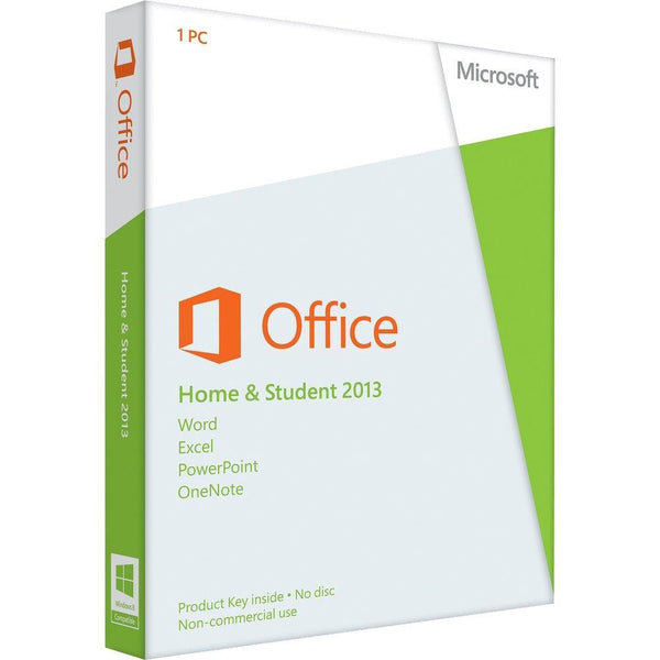 Microsoft Office 2013 Home and Student RETAIL (Sve/Eng) - Gamer Nation