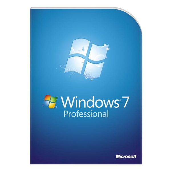Microsoft Windows 7 Pro RETAIL 32/64bit (SVE) - Gamer Nation