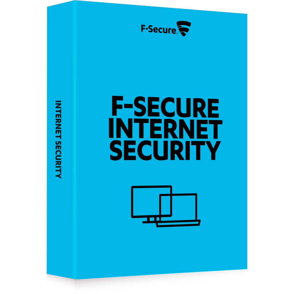 F-Secure Internet Security 2017 1 PC 1 år
