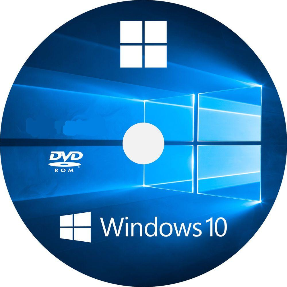 Windows 10 Home OEM DVD 32/64-bit (Sve/Eng) - Gamer Nation