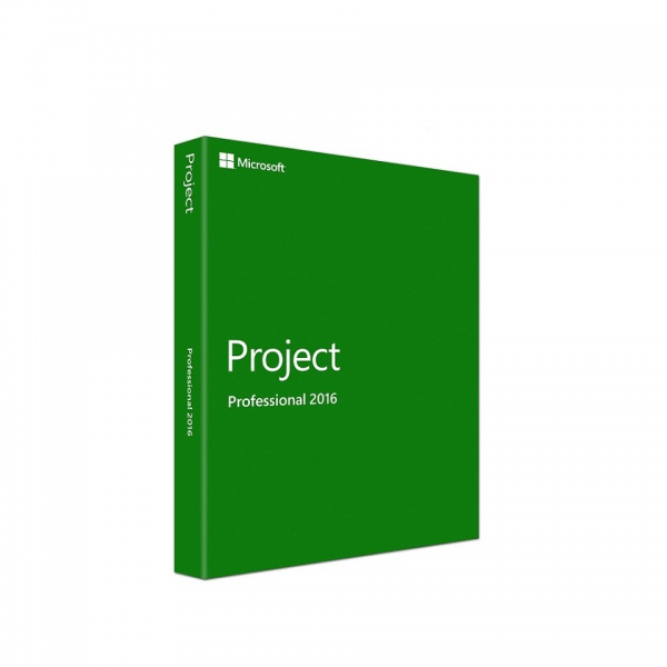 Microsoft Project 2016 Professional - Gamer Nation