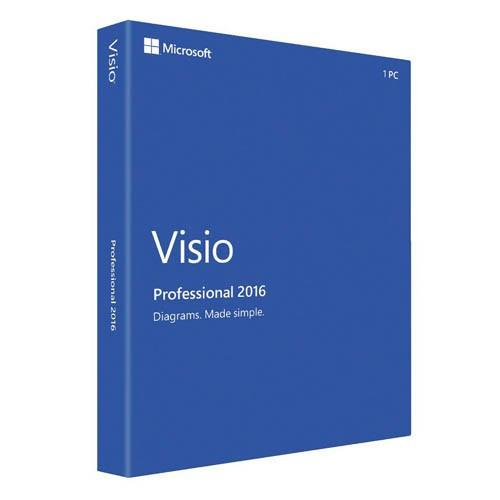 Microsoft Visio 2016 Professional - Gamer Nation