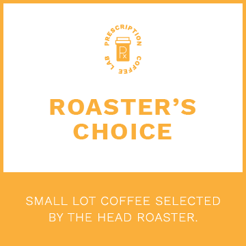 3 Month Roaster's Choice Coffee Subscription