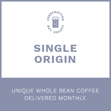 3 Month Single Origin Coffee Subscription