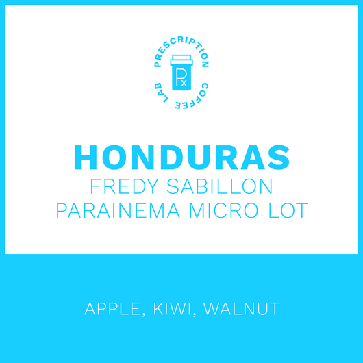 Honduras Fredy Sabillon Washed Parainema Micro Lot